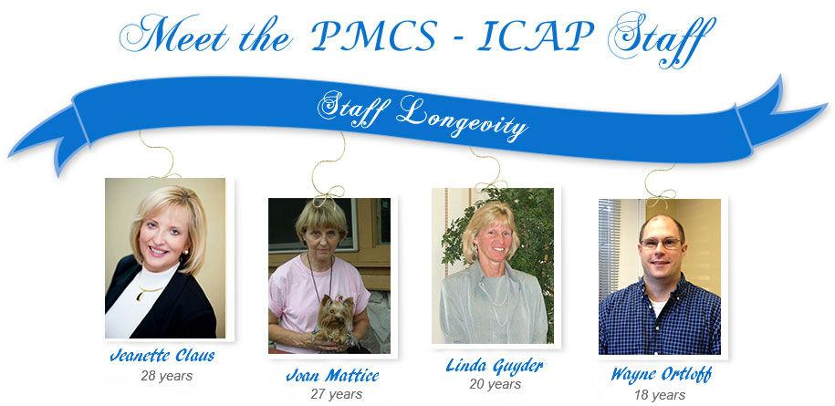 PMCS-ICAP Staff Longevity